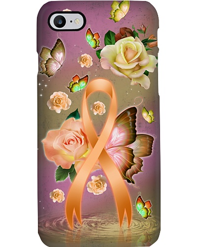 Leukemia cancer Awareness - Ribbon and Rose
