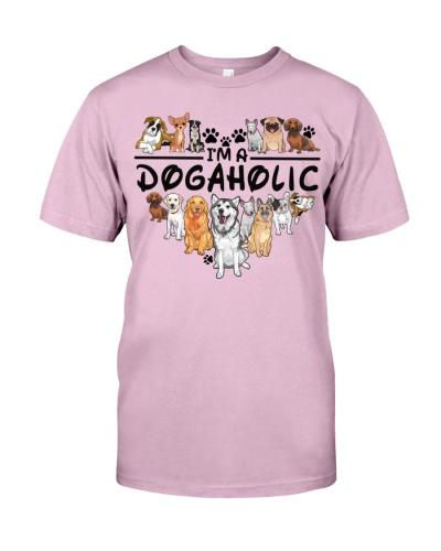 I'm a dog aholic