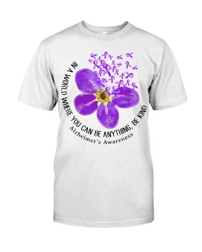 In a world - Alzheimer's Awareness