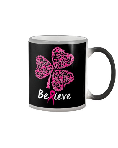 Believe - Breast cancer Awareness