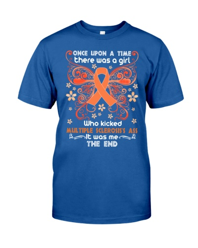 Once Upon a Time - Multiple Sclerosis Awareness