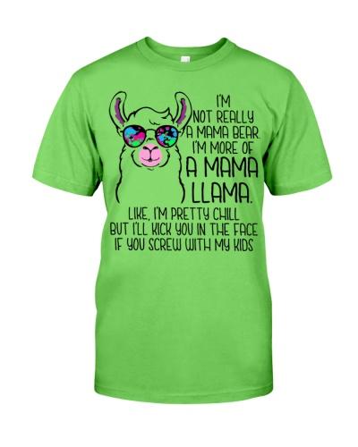 Not really a mama bear