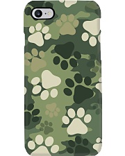 Cute camouflage feet Phone Case thumbnail