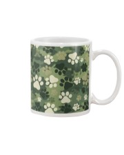 Cute camouflage feet Mug tile