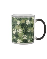 Cute camouflage feet Color Changing Mug thumbnail