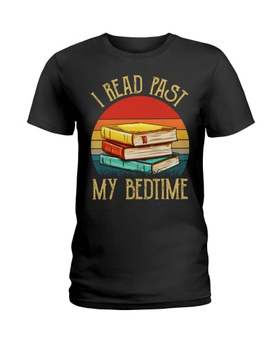 Book - I read past my bedtime