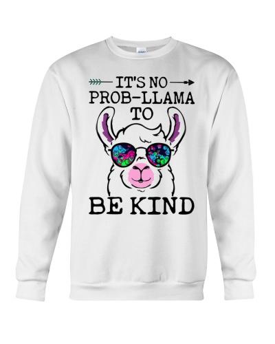 It's No prob-llama to Be Kind - Autism Awareness