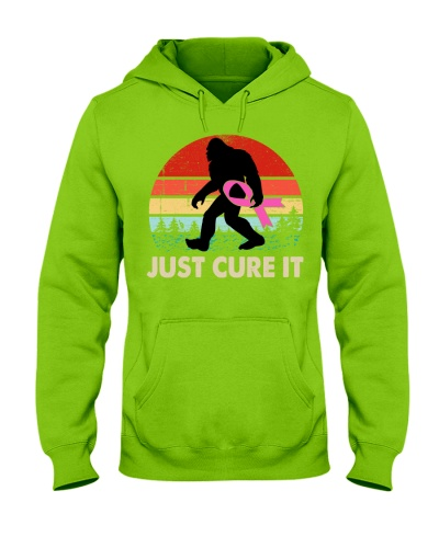 Just cure it - Breast cancer Awareness