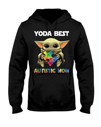 Best Autistic Mom - Autism Awareness