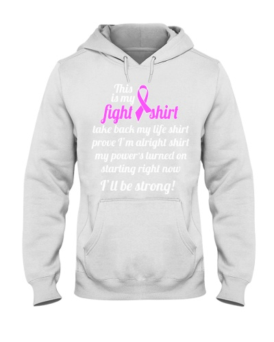 I'll be strong - Breast cancer Awareness