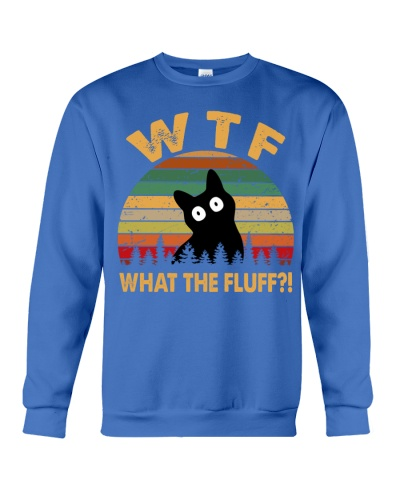 What the fluff - Funny Cat