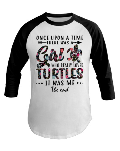 Turtles Lover - Once upon a time