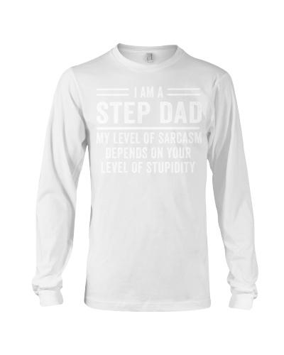 I am a Step Dad - My level of sarcasm