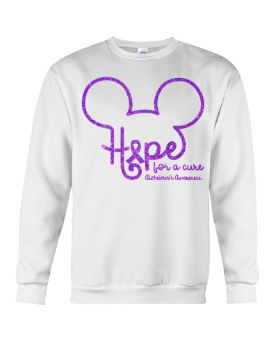 Hope for a cure - Alzheimer's Awareness