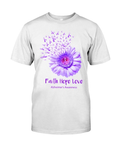 Alzheimer Awareness - Faith Hope Love