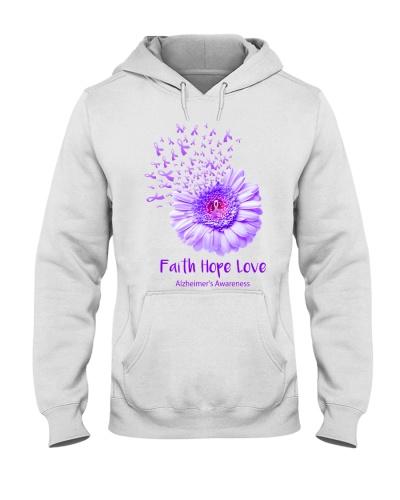 Alzheimer Awareness - Faith Hope Love