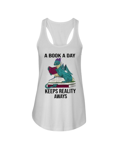 A book a day keeps reality aways