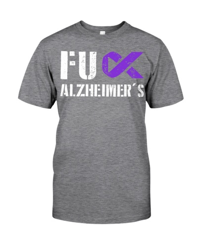 Alzheimer Awareness - Fuck Alzheimer's