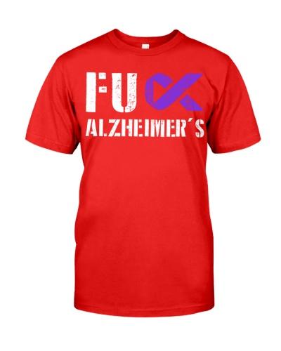 Alzheimer Awareness - Fuck Alzheimer's