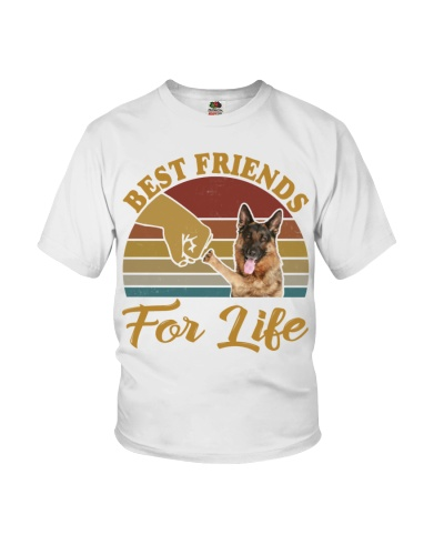 Best friends for Life - German Shepherd