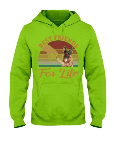 Best friends for Life - German Shepherd
