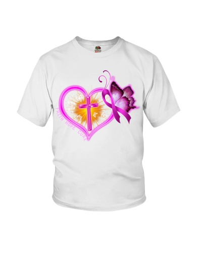 Faith hope cure - Breast cancer Awareness