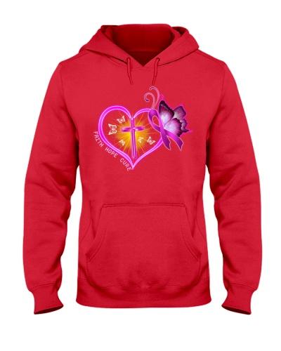 Faith hope cure - Breast cancer Awareness