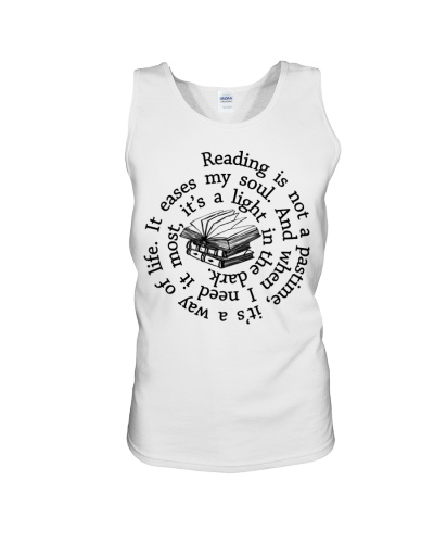 Reading is not a pastime