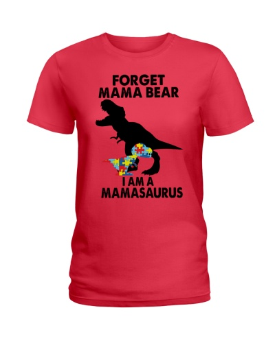 Forget Mama bear