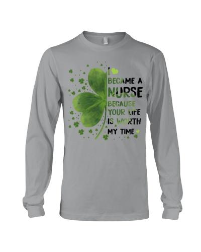 I became a Nurse