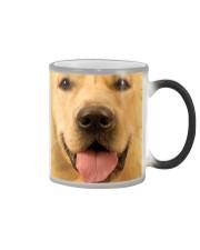 Cute 3D Golden Retriever Color Changing Mug thumbnail
