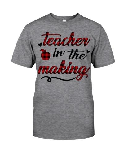 Teacher in the making