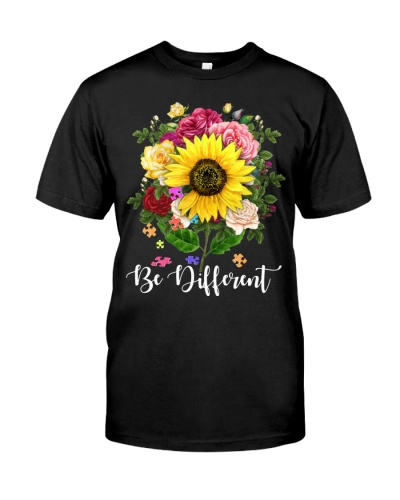 Be different - Autism Awareness