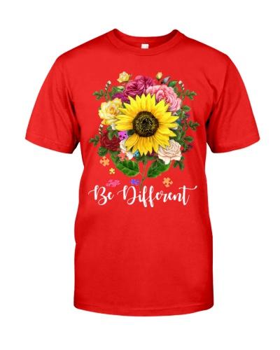 Be different - Autism Awareness