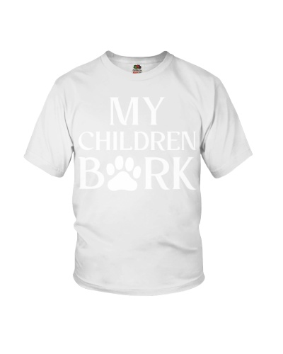 My children bark - Limited Edition