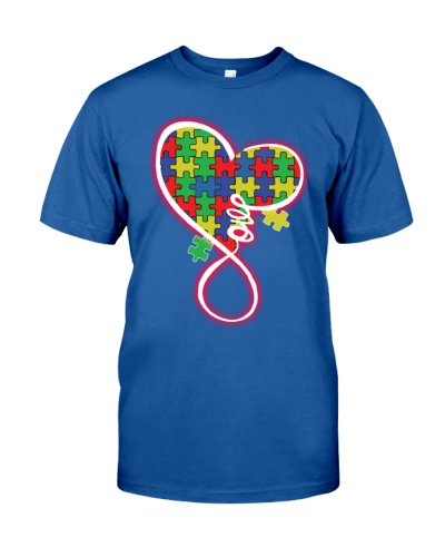 Love  - Autism Awareness