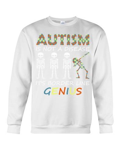 It's border line genius - Autism Awareness