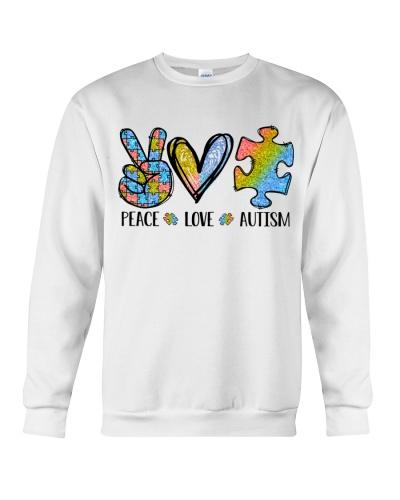 Peace Love Autism