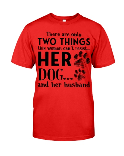 Dog - Only two things Funny