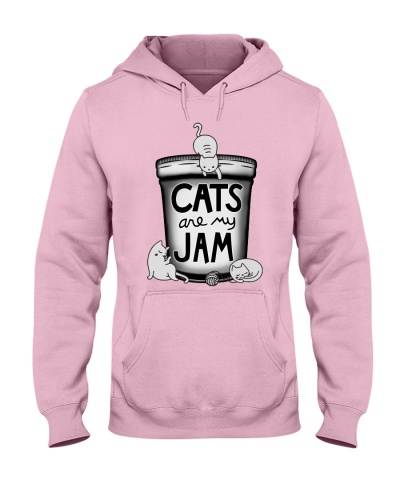 Cats are my jam