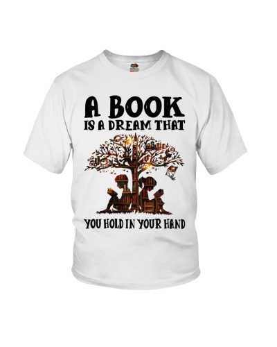 A book is a dream