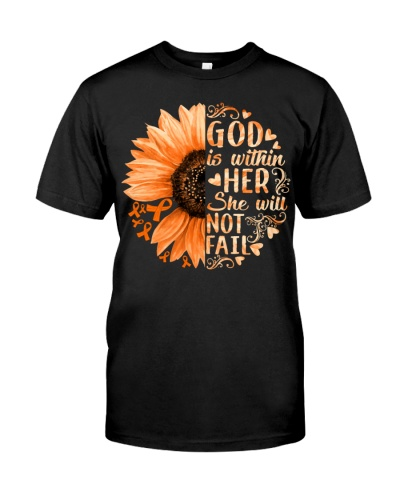 She will not fail - Multiple Sclerosis Awareness