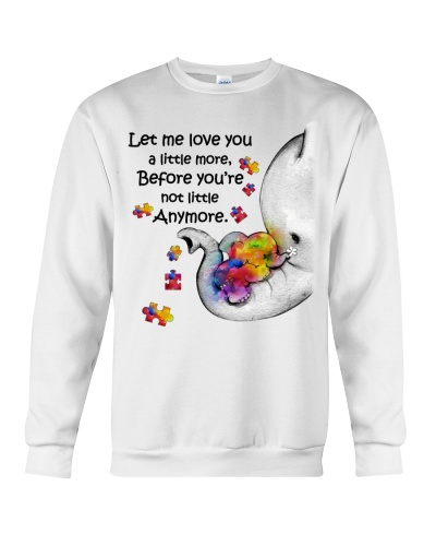 Let me love you - Autism Awareness