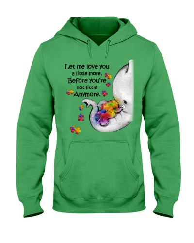 Let me love you - Autism Awareness