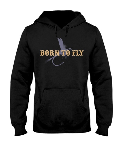 Fishing - Born to fly