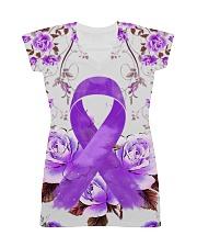 Alzheimer Awareness  All-over Dress thumbnail
