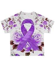 Alzheimer Awareness  All-over T-Shirt back