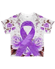 Alzheimer Awareness  All-over T-Shirt front