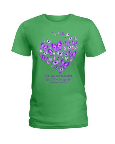 I will never forget - Alzheimer's Awareness