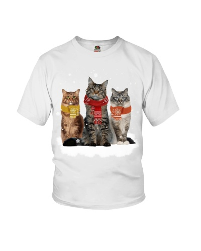 Cute 3 Cats